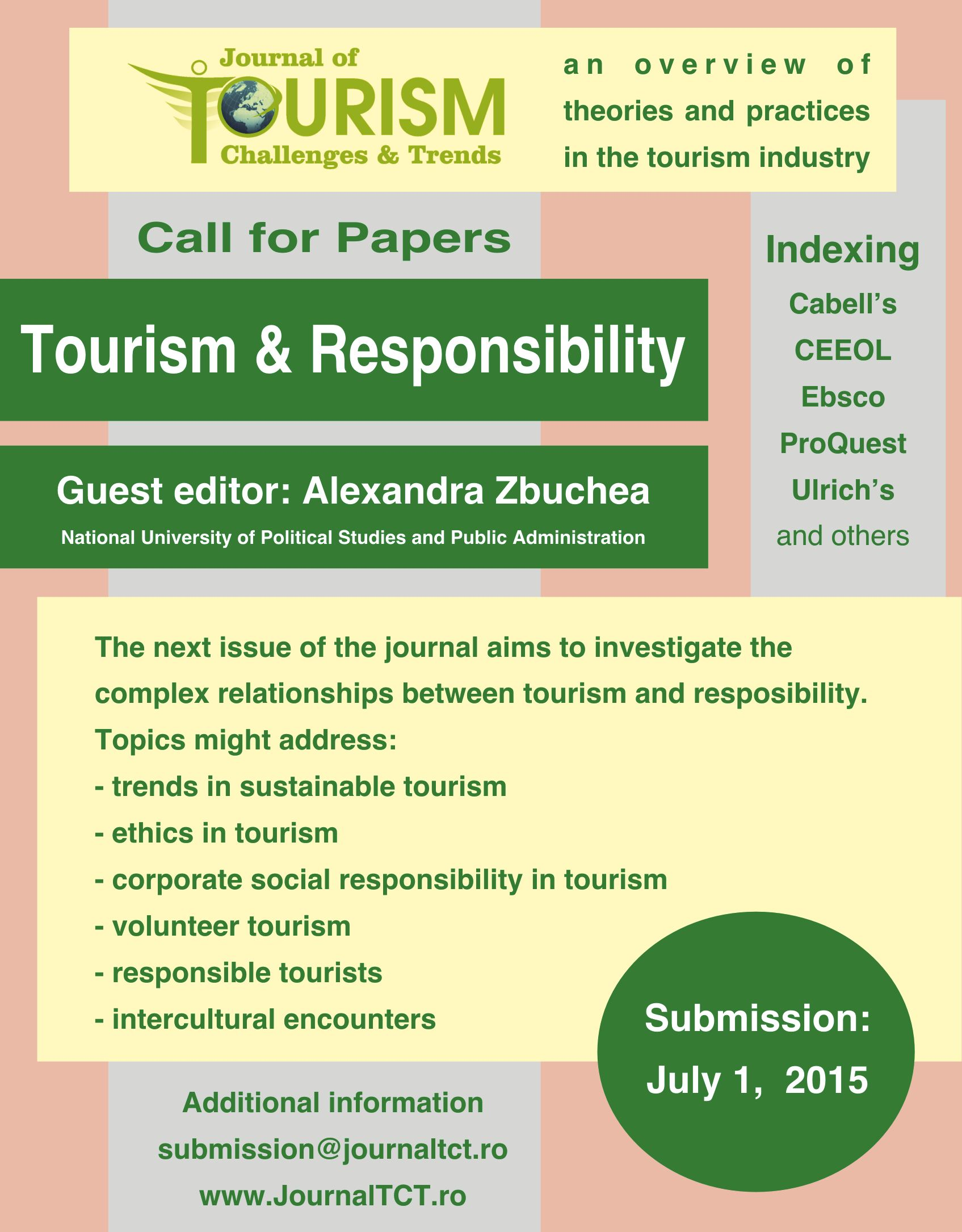 volunteer tourism essay